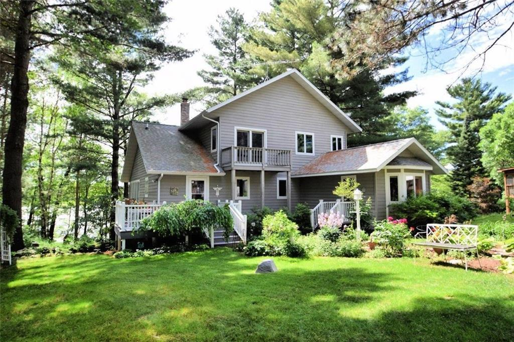 24553 Gatten Point Road, Webster, WI 54893 - Webster, WI real estate listing