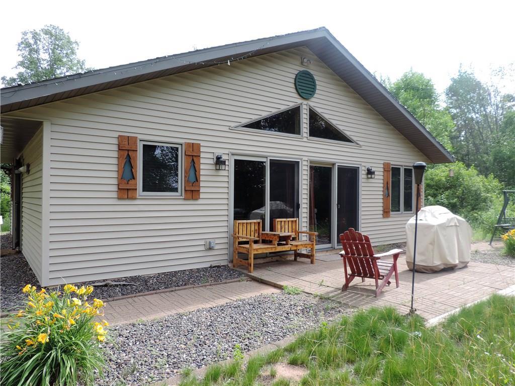 24101 Clam Lake Drive, Siren, WI 54872 - Siren, WI real estate listing