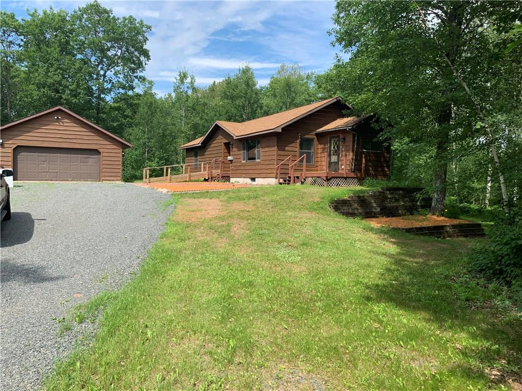 6370 S Degerman Road, Lake Nebagamon, WI 54849 - Lake Nebagamon, WI real estate listing
