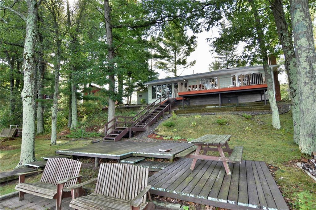 7012 S Devils Lake Drive, Webster, WI 54893 - Webster, WI real estate listing