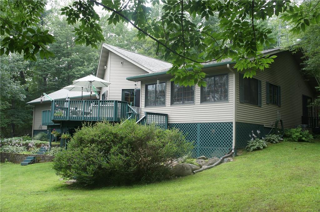 846 N Sunrise Point Road, Chetek, WI 54728 - Chetek, WI real estate listing