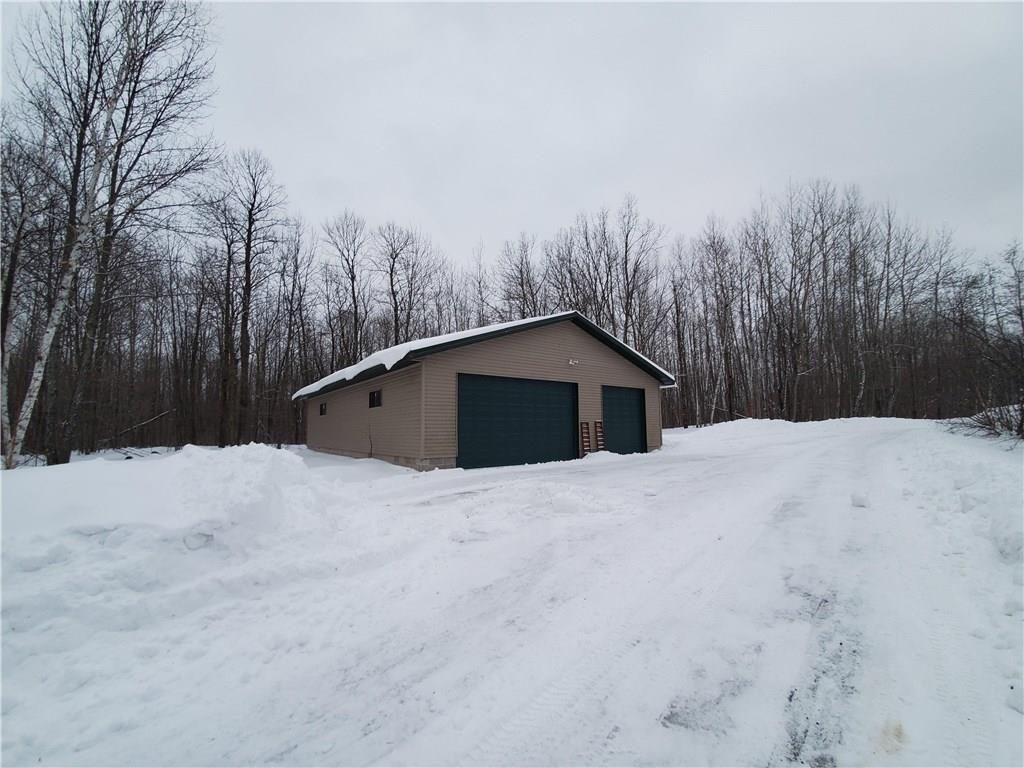 0 80 Acres Bobcat Rd Property Photo - Exeland, WI real estate listing