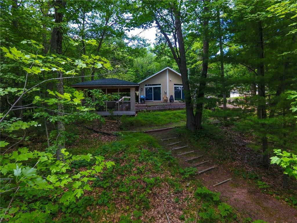 N580 Offers Lake Road, Barronett, WI 54813 - Barronett, WI real estate listing