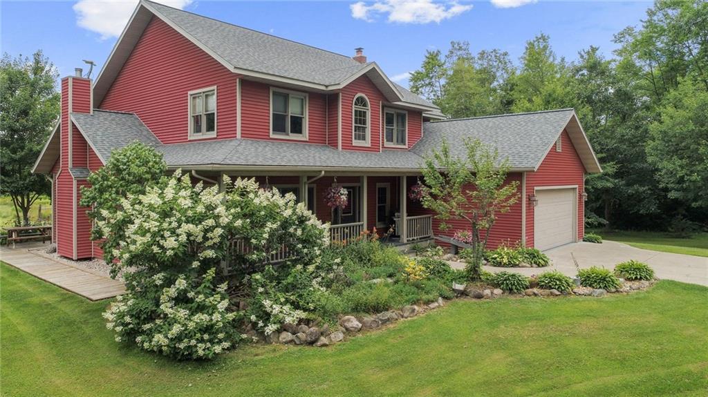 N4825 Taylor Road, Ladysmith, WI 54848 - Ladysmith, WI real estate listing