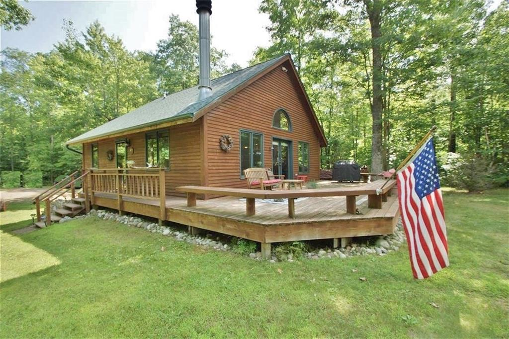 413 Little Ripley Spur Property Photo - Shell Lake, WI real estate listing