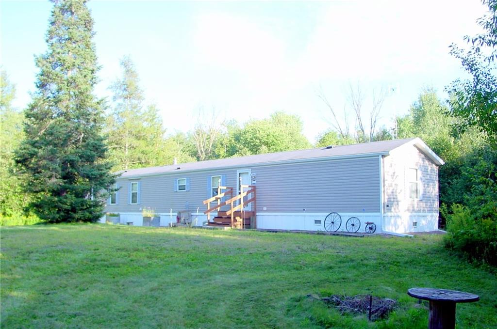 N7642 Crooked Road Property Photo - Ladysmith, WI real estate listing