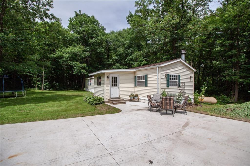 9002 W Broken Arrow Property Photo - Conrath, WI real estate listing