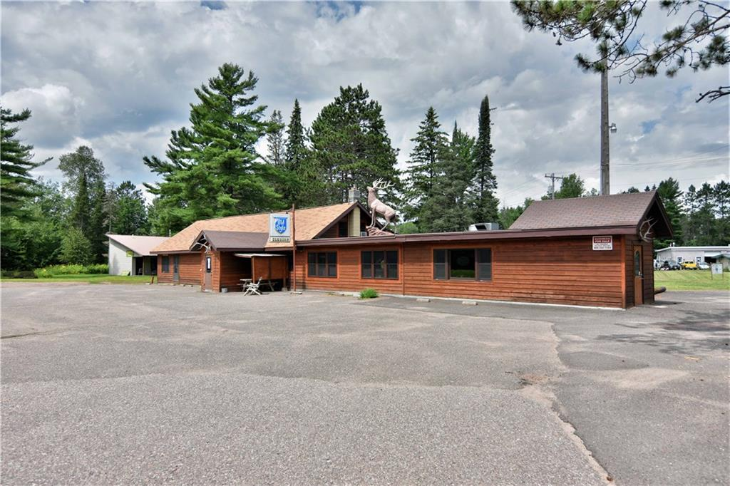 60938 State Hwy 77 Property Photo - Clam Lake, WI real estate listing