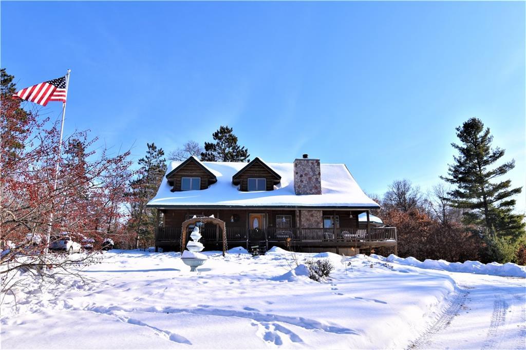 24664 Williams Road, Hertel, WI 54845 - Hertel, WI real estate listing