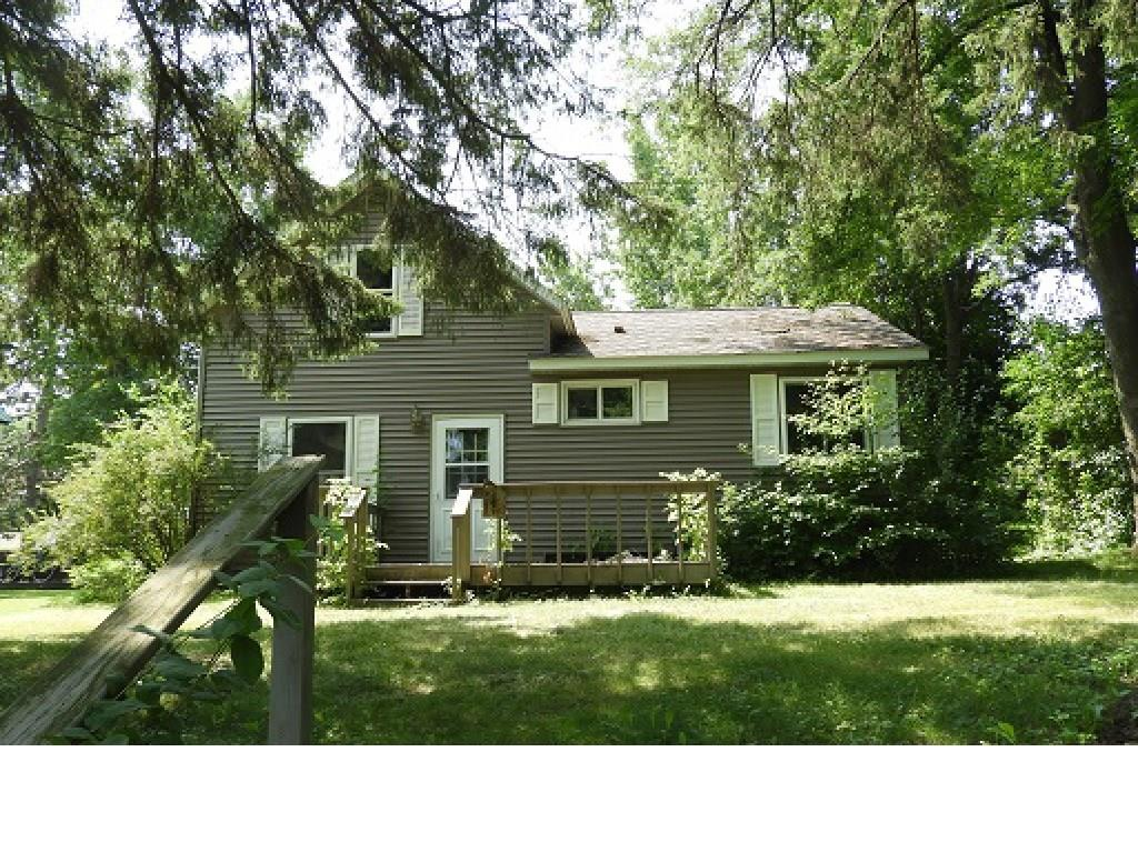 307 W Maple, Frederic, WI 54837 - Frederic, WI real estate listing