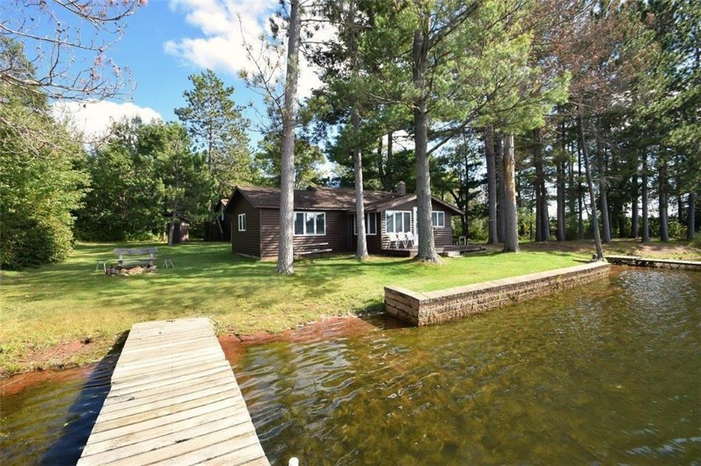 W7370 Old Bass Lake Road, Minong, WI 54859 - Minong, WI real estate listing