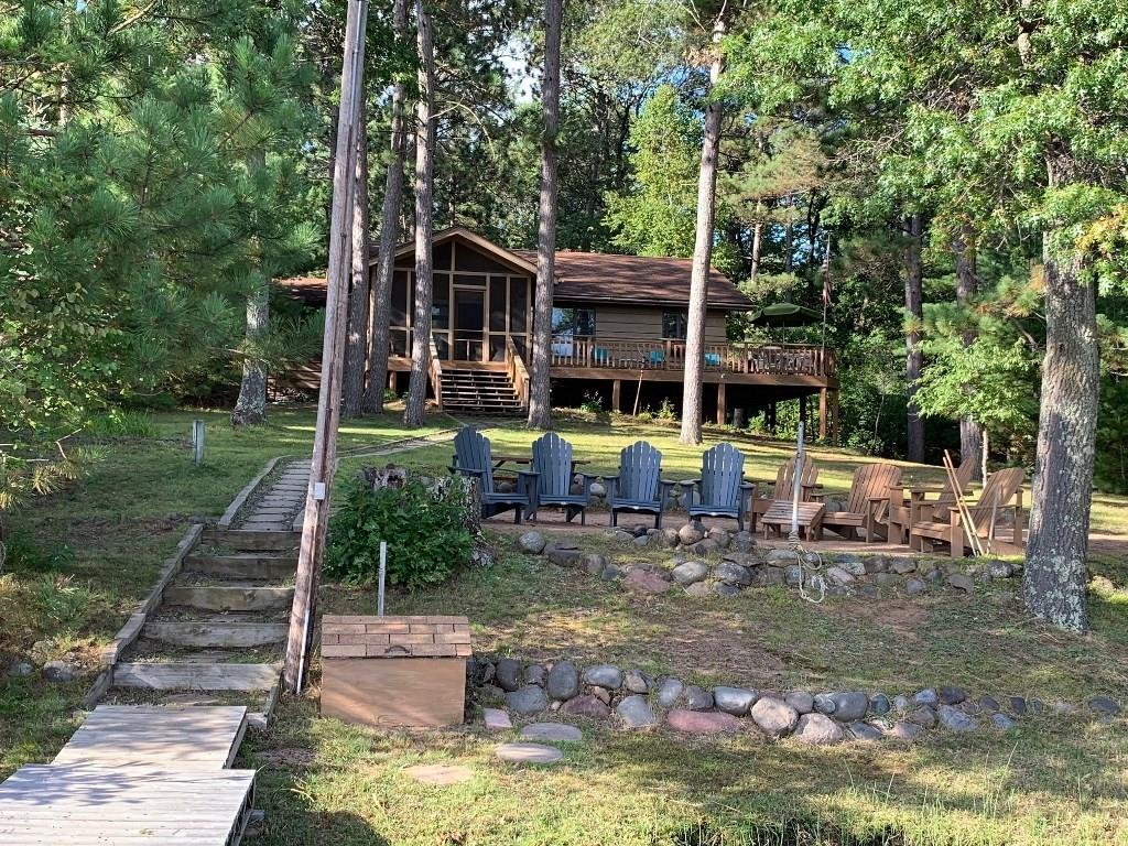 27598 Thompson Bay Road, Webster, WI 54893 - Webster, WI real estate listing