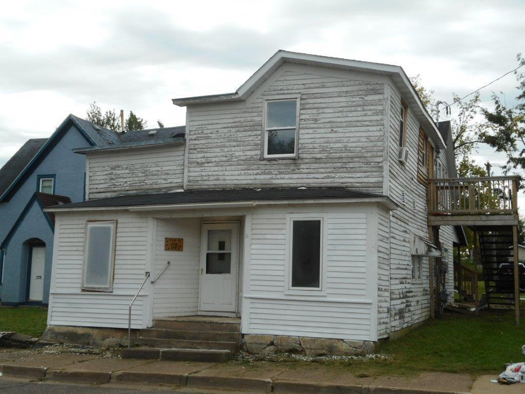 216 Soo Avenue E #1-2 Property Photo - Almena, WI real estate listing