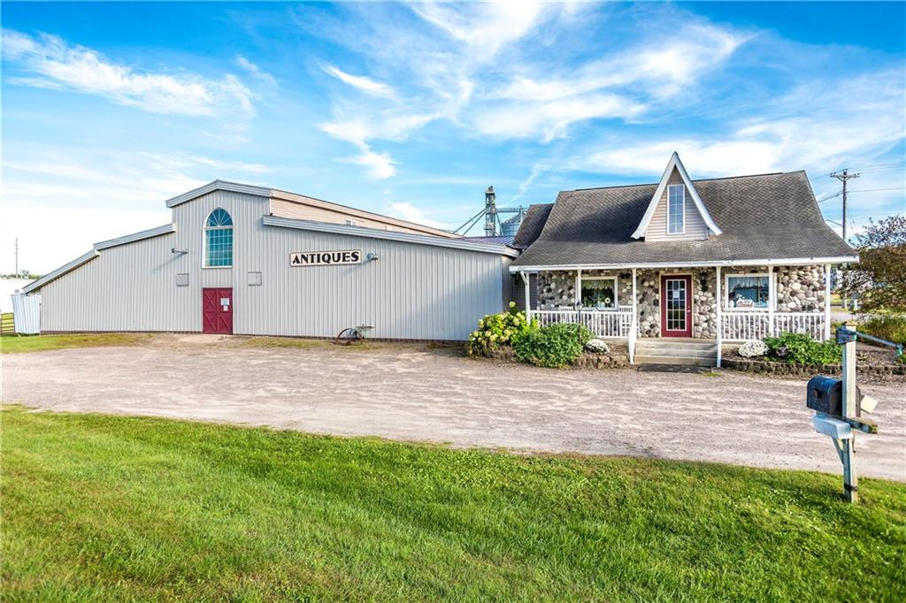 135 Interstate Road, Hixton, WI 54615 - Hixton, WI real estate listing