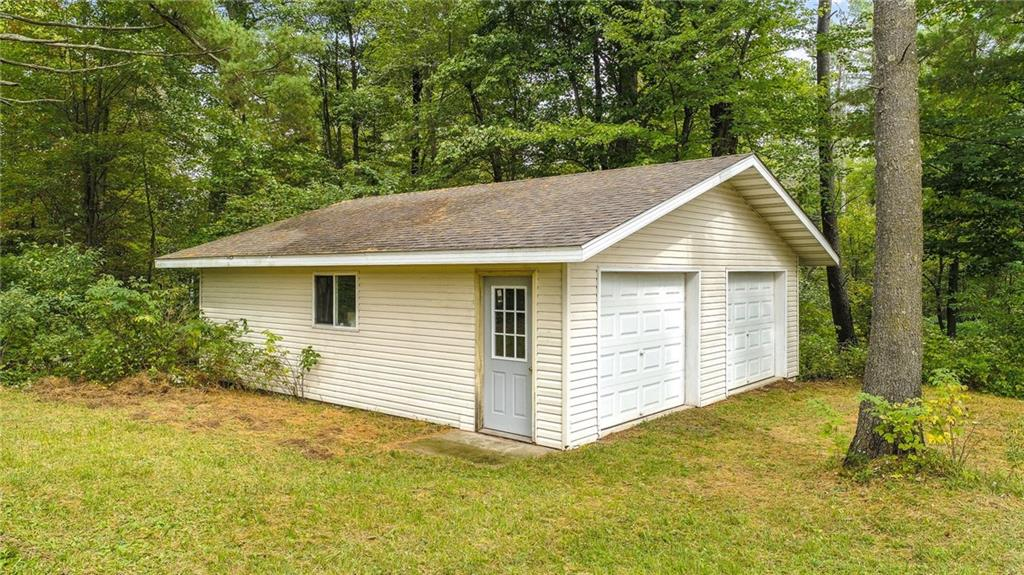 9564 W McCain Road Property Photo - Exeland, WI real estate listing