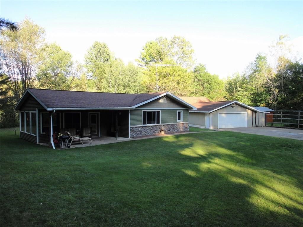 17961 182nd Avenue, Jim Falls, WI 54748 - Jim Falls, WI real estate listing