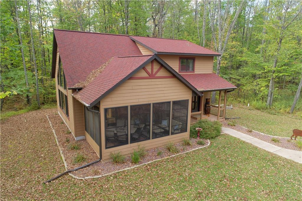 23180 Missionary Point Drive, Cable, WI 54821 - Cable, WI real estate listing