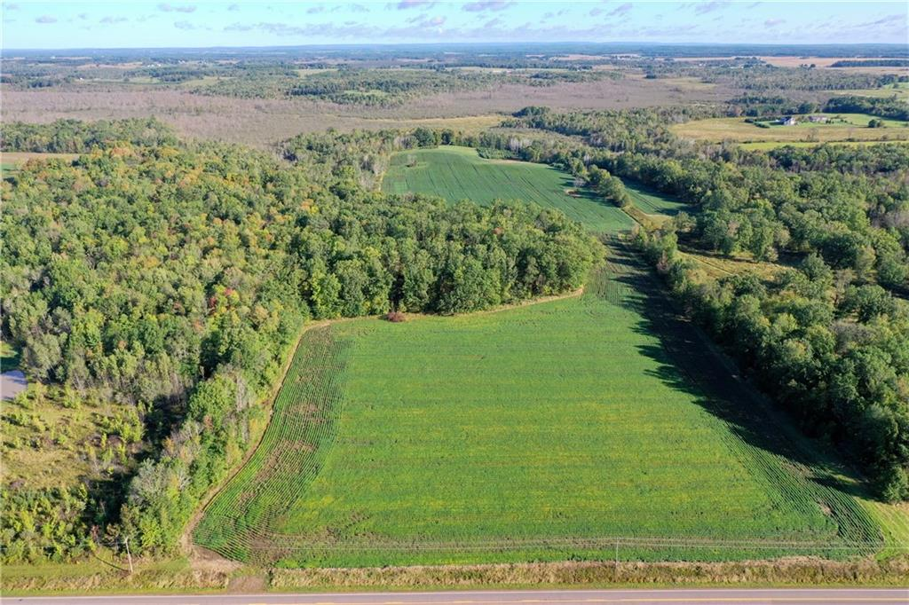 180 Acres Highway AA Property Photo - New Auburn, WI real estate listing