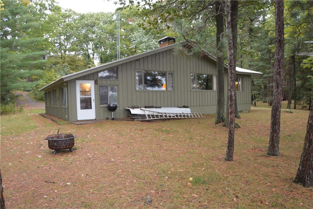 6456 N Lake Drive Property Photo - Stone Lake, WI real estate listing