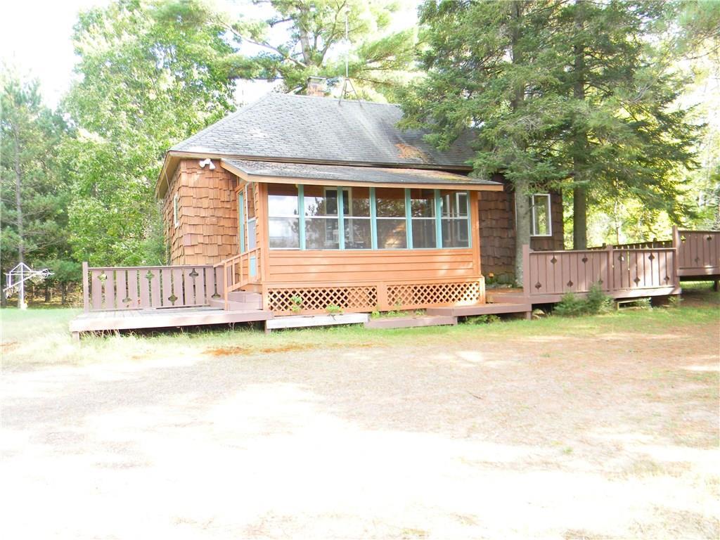 W7316 Rappy Lake Road, Trego, WI 54888 - Trego, WI real estate listing