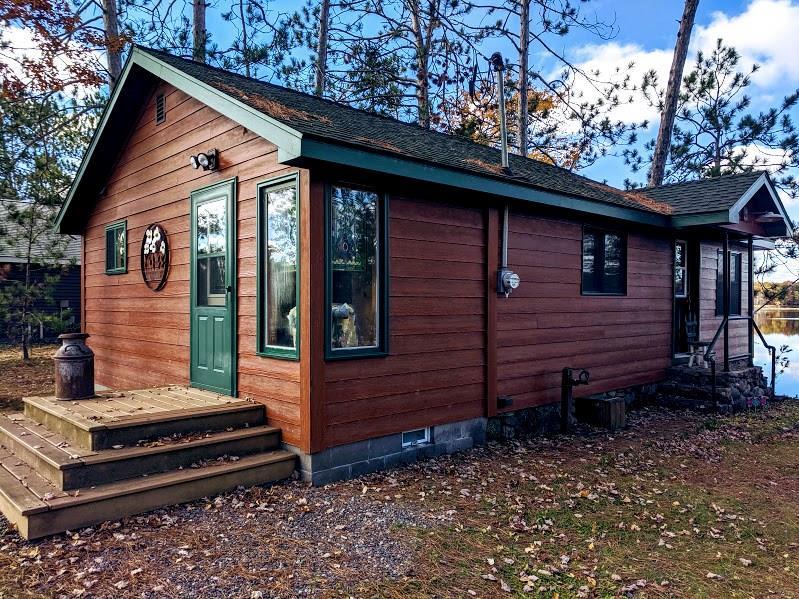 W11824 Pulaski Lake Drive W, Bruce, WI 54819 - Bruce, WI real estate listing