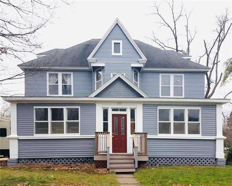 110 Lulu Avenue E, Almena, WI 54805 - Almena, WI real estate listing