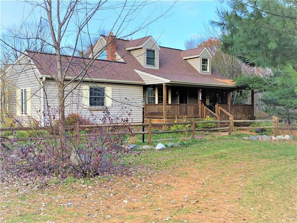 W6110 County Road D, Sheldon, WI 54766 - Sheldon, WI real estate listing