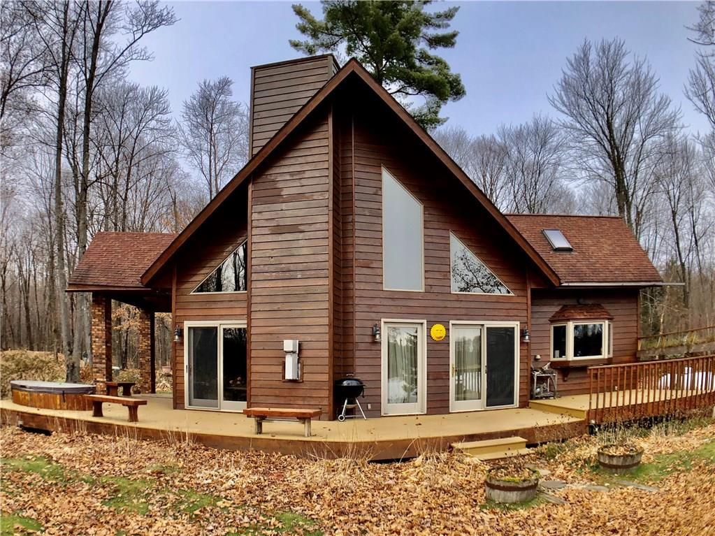 7110 N Steavens Road, Couderay, WI 54828 - Couderay, WI real estate listing