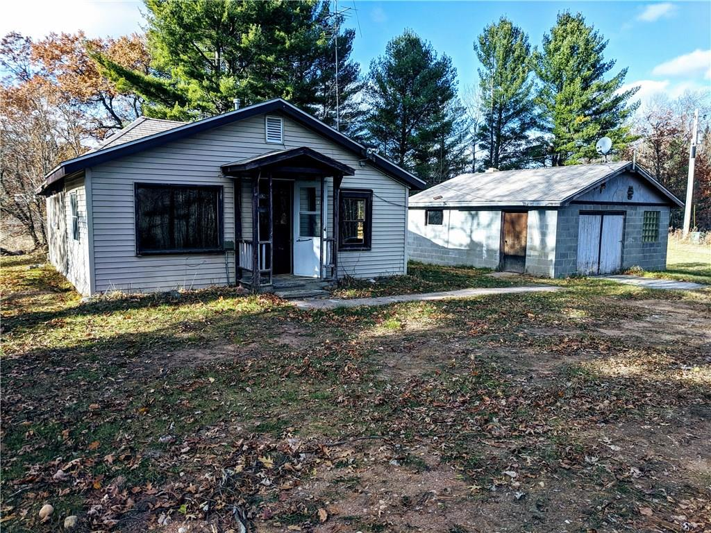 26840 167th Street, New Auburn, WI 54757 - New Auburn, WI real estate listing