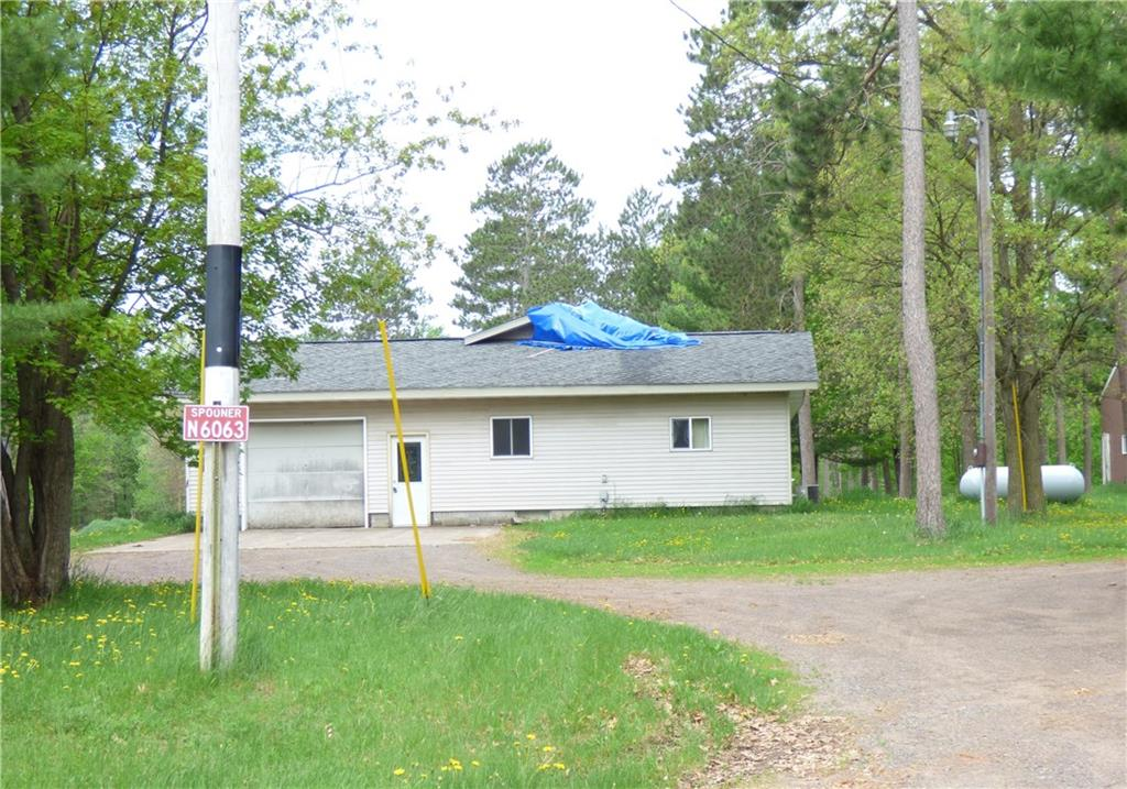 N6063 Crystal Mountain Road, Spooner, WI 54801 - Spooner, WI real estate listing