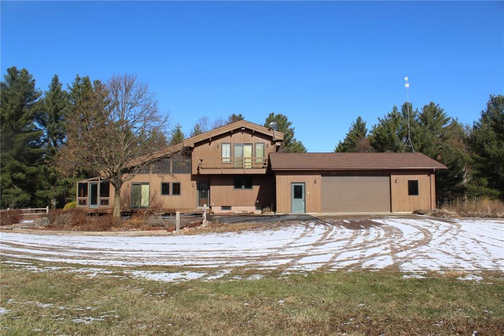 W8571 Sand Road, Neillsville, WI 54456 - Neillsville, WI real estate listing