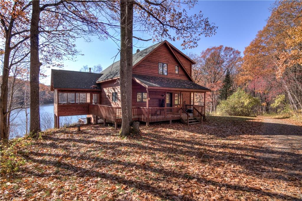 W1195 Edgewood Drive, Springbrook, WI 54875 - Springbrook, WI real estate listing