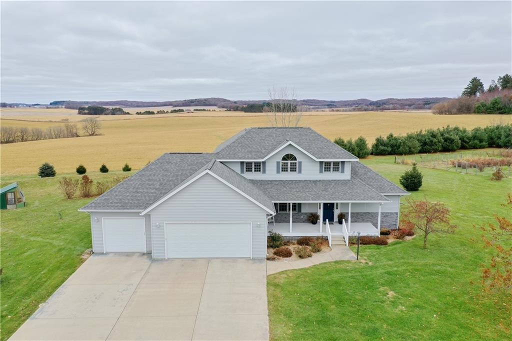 W19003 Maug Road, Strum, WI 54770 - Strum, WI real estate listing