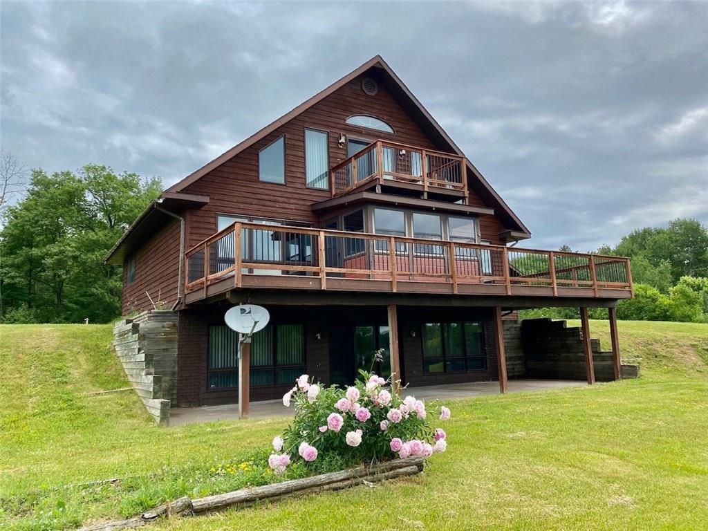 N2491 Hwy P Property Photo - Sarona, WI real estate listing