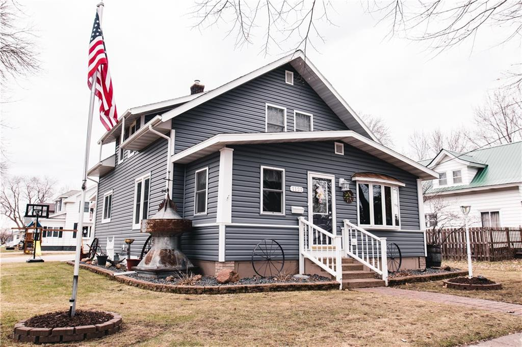 1121 Oak Street Property Photo - Bloomer, WI real estate listing