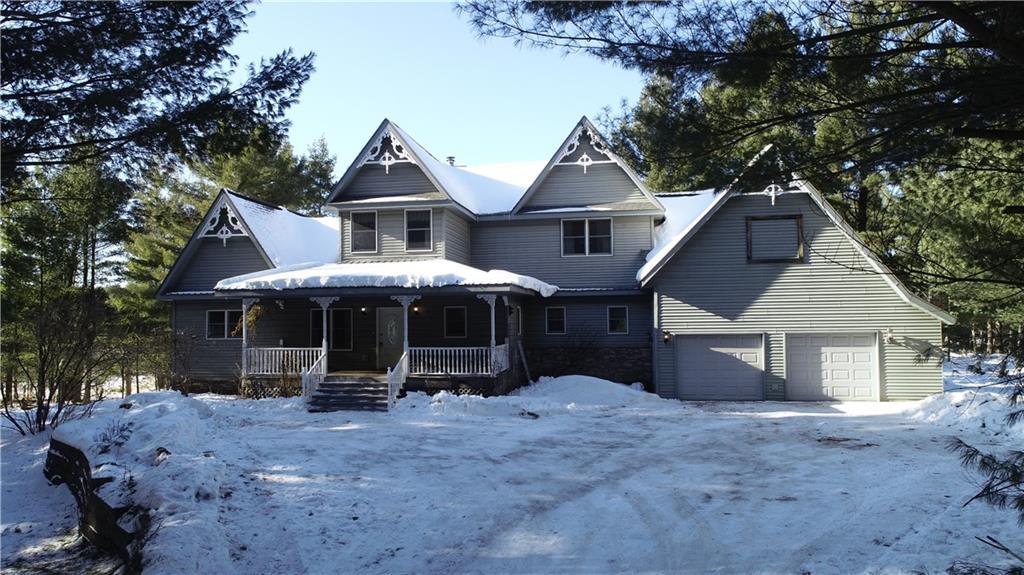 11402 County Road D, Grantsburg, WI 54840 - Grantsburg, WI real estate listing