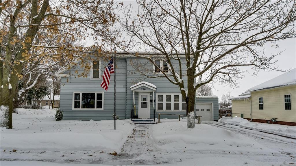 706 17th Avenue, Bloomer, WI 54724 - Bloomer, WI real estate listing