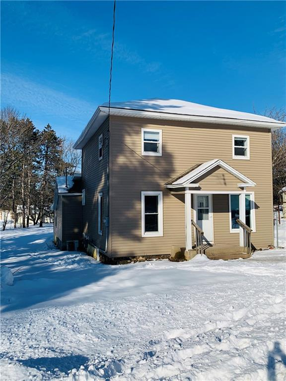307 Oak, Fairchild, WI 54741 - Fairchild, WI real estate listing