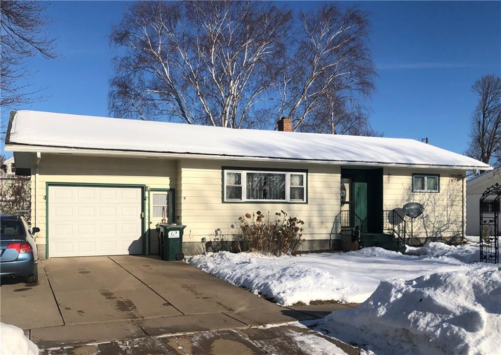 221 Hoover Avenue, Fall Creek, WI 54742 - Fall Creek, WI real estate listing