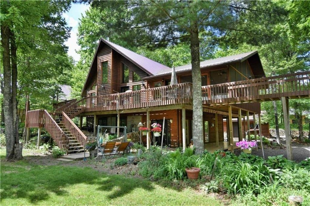 N7572 Wood Drive Property Photo - Trego, WI real estate listing