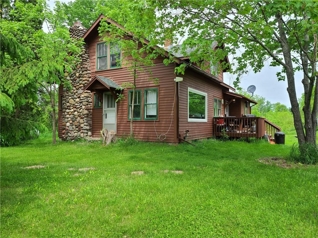 5078 Gaslyn Road Property Photo - Webster, WI real estate listing