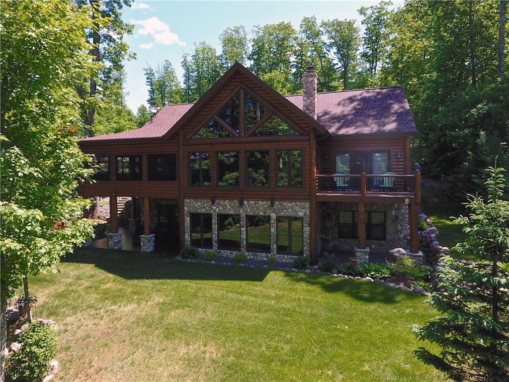 9585N Thunderbird Road Property Photo - Hayward, WI real estate listing