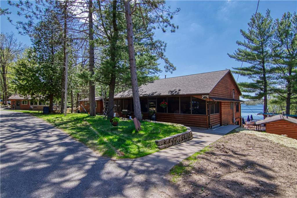 1085N Hwy F Property Photo - Birchwood, WI real estate listing