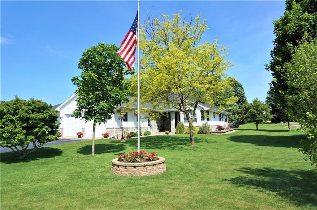W1162 Aspen Drive Property Photo - Spring Valley, WI real estate listing