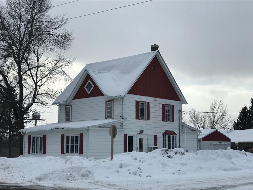 10623 Church Street W, Radisson, WI 54867 - Radisson, WI real estate listing