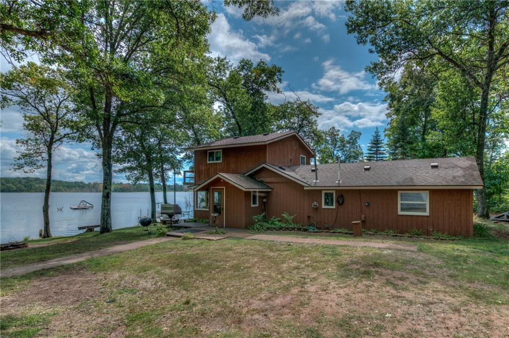 N11596 Mcclain Lake Road Property Photo - Trego, WI real estate listing