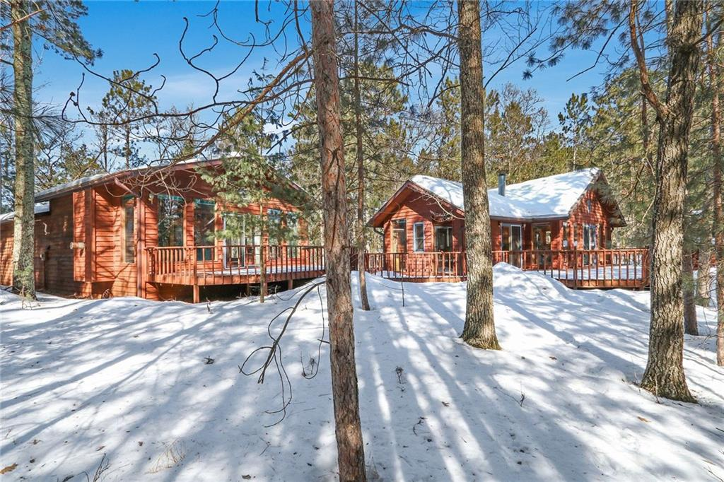 N 11512 McClain Lake Road, Trego, WI 54888 - Trego, WI real estate listing