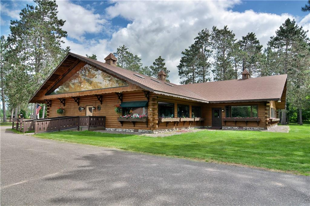 9404N Dun Rovin Road Property Photo - Hayward, WI real estate listing