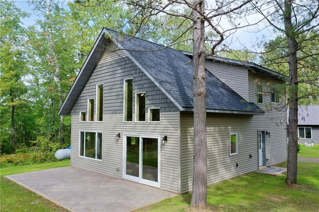 11232 W Sandy Point Road, Couderay, WI 54828 - Couderay, WI real estate listing