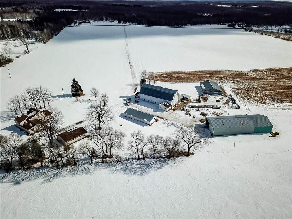 24644 290th, Holcombe, WI 54745 - Holcombe, WI real estate listing